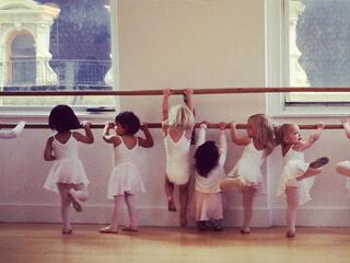 Fairy Ballet Classes Adelaide - Stage One Dance Studio