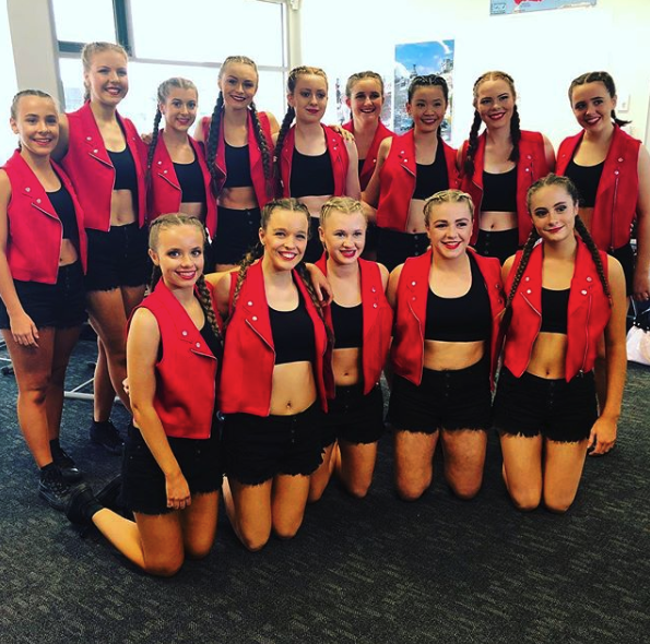 Hip Hop Competition/Performance Classes | Stage One Dance Studio