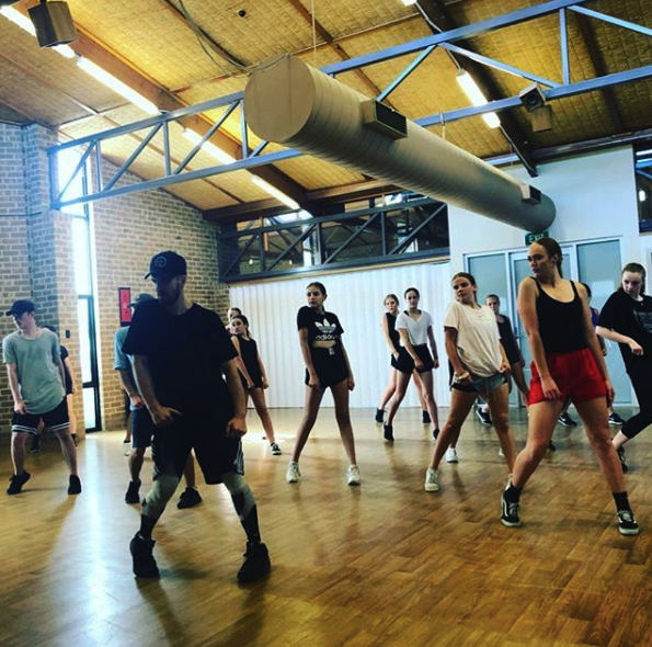 Hip Hop Dance Technique Classes | Stage One Dance Studio