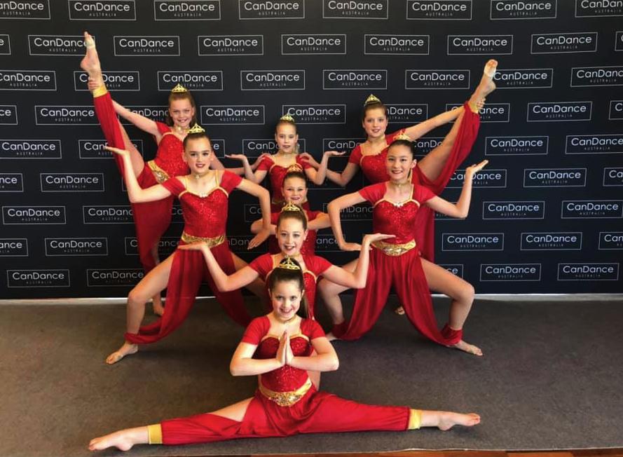 Jazz Performance Classes Adelaide - Stage One Dance Studio