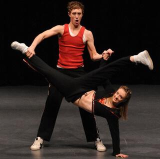 Jazz Hip Hop Dance Performance Classes - Stage One Dance Studio
