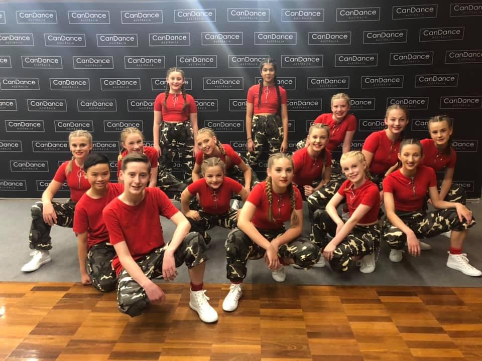Jazz & Hip Hop Performance Classes Adelaide - Stage One Dance Studio