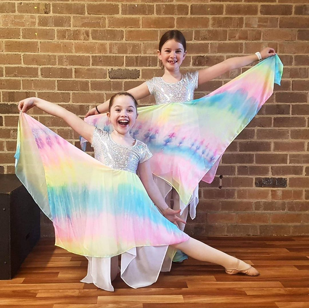 Lyrical Dance Classes Adelaide | Stage One Dance Studio